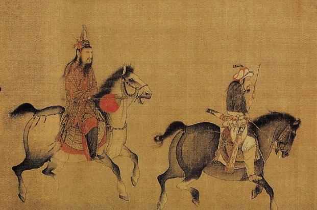 mid-right Dongdan