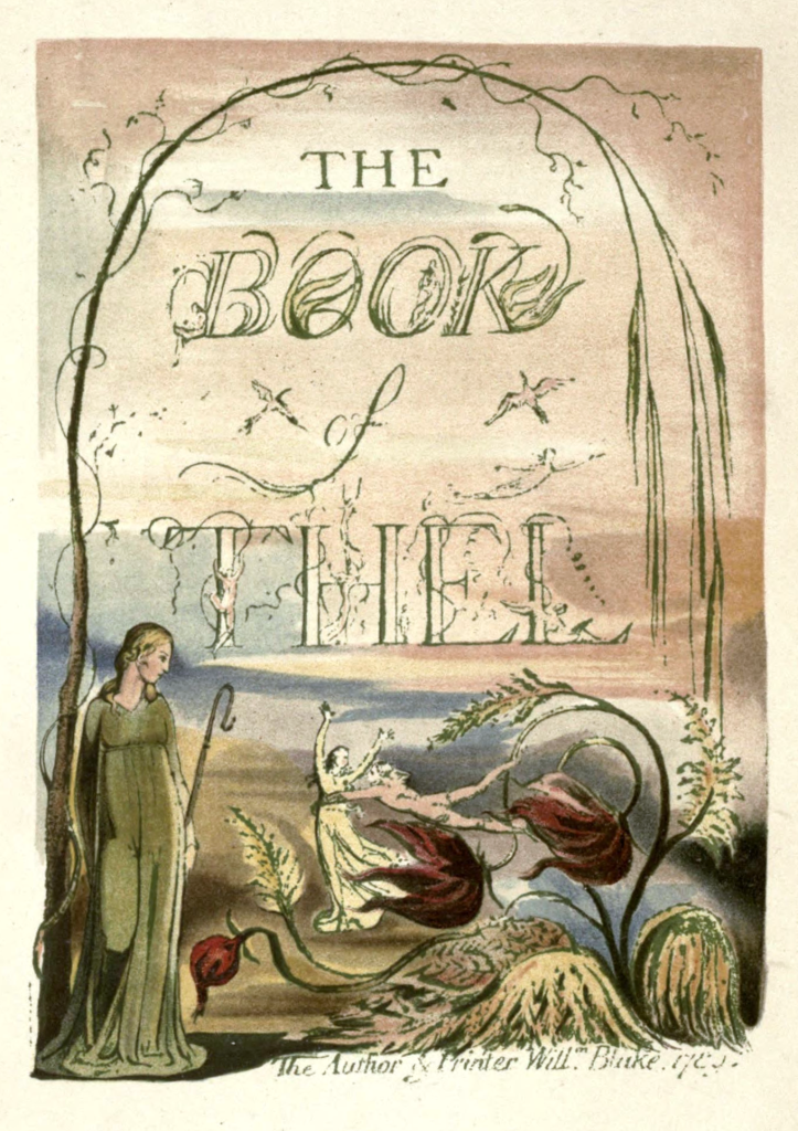 The author and printer Will. Blake