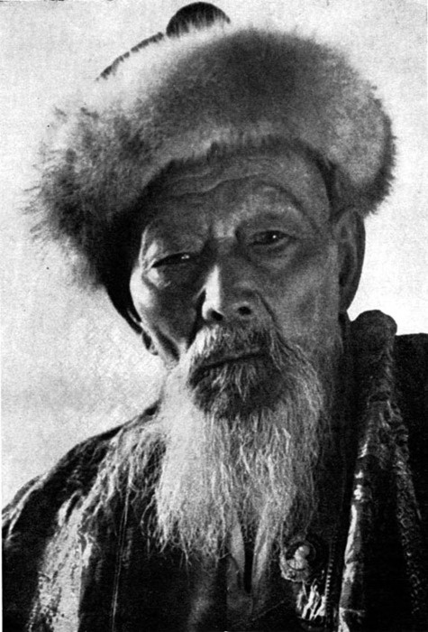 from Bayan-Ulgii