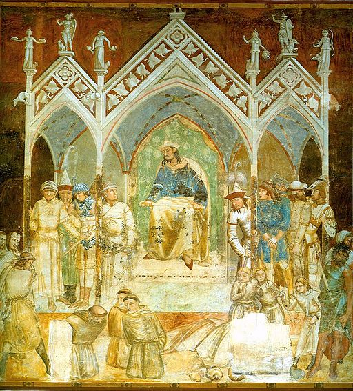 Lorenzetti_Ambrogio_martyrdom-of-the-franciscans-